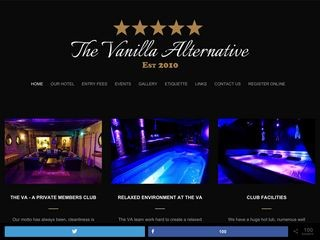 The Vanilla Alternative - Swingers Club, Bedford