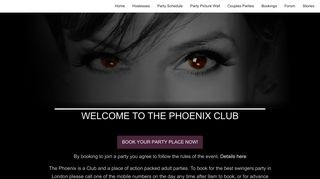 Phoenix Adult Parties in London